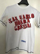 Gresini Honda Camisa Camiseta Simoncelli 2010 2011 temporada de MotoGP Camiseta MOTO GP