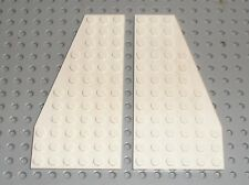 Ailes Lego White Wings 6x12 ref 30355 30356 / set 7264 7166 6212 4502 7674 7676