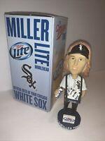 Chicago White Sox Miller Lite Beer Vendor Bobblehead NIB