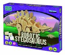Robotic Stegosaurus-Construire et jouer en BOIS DINOSAURE