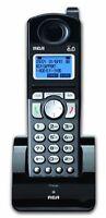Rca 25055re1 Cordless Phone Handset - Wall-mountable