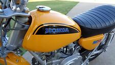 SUMMER YELLOW Custom Mix Paint for Honda Motorcycles- PINT - SL70 K0 / CT90