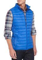 SADDLEBRED® Men's LT, XLT, 2XLT Puffer Down Vest NWT $85