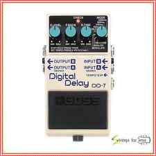BOSS DD-7 Digital Delay Guitar effects Pedal DD7