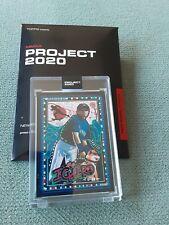 Topps PROJECT 2020 Ichiro Suzuki #215 EFDOT Box  PR 3924 Mariners Mint 10