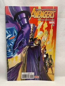Marvel Avengers #2 NOW by (W) Mark Waid (A) Mike Del Mundo (CA) Alex Ross *Kang*