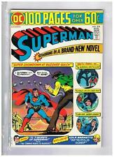 DC Comics Superman #278 NM- 1974 100 Pages