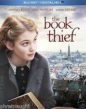 THE BOOK THIEF BLU-RAY - SEALED - GEOFFREY RUSH - EMILY WATSON