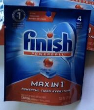Finish Max in 1 Powerball, Dishwasher Detergent Tablets 40ct (10pk)