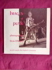 IMAGES OF PUNK- Denis O'Regan, '96 CASTLE 1st PB Edition *UK Import *V.Rare+OOP!