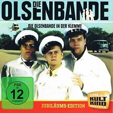 DVD - DIE OLSENBANDE IN DER KLEMME Jubiläums-Edition - Kult Kino super illu