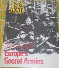 PURNELL'S HISTORY OF SECOND WORLD WAR, Vol.5, No.3, PRE D-DAY