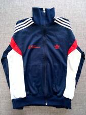Adidas Originals 70s-80s Tracksuit Top Jacket Vintage England made size M-L