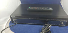Sony Har-D1000 Cd Recorder with remote
