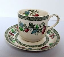 Johnson Brothers Indian Tree Demitasse Cup and Saucer - 3 Available