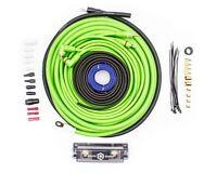 SoundQubed 4 Gauge CCA Amplifier Install Kit