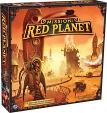 Mission: Red Planet [Board Game, Fantasy Flight Games, 2-6 Players] NEW