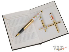 MONTBLANC ANNUAL EDITION 2006 Classical Myth Daphne Meissen Fountain Pen