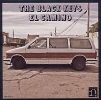 THE BLACK KEYS: EL CAMINO 2011 CD SEALED