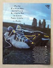 C021-Advertising Pubblicità-1997-ADIDAS EQUIPMENT TRIDENT CORSA FUORI STRADA