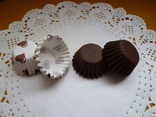 300 Colored Mini Cupcake Liners Muffin Case Cake Paper Baking Cups Color Random