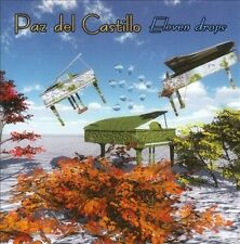 Del Castillo, Paz : Eleven Drops CD