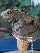 Iguana Wine Stopper