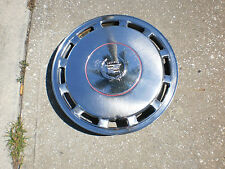 """1989-1990 Cadillac 15"""" Factory OE Wheel Cover Hubcap #2053"""