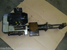 Sugino Corp Selfeeder Newtric Drill SN4U 3.15 stroke max  Motor 1927303WA-F1