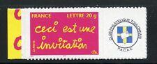 TIMBRE PERSONALISE N° 3760B **  INVITATION / LOGO CLUB PHILATELIQUE TOULONNAIS