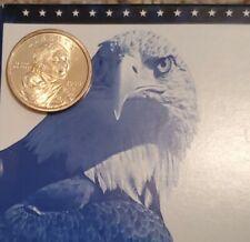 SACAGAWEA ONE DOLLAR GOLDEN US LIBERTY COIN 2000 D