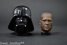 Medicom Toy RAH Real Action Heroes STAR WARS Darth Vader Face Head Sculpt Figure
