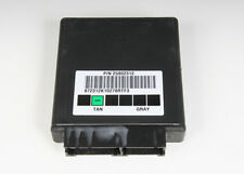 ACDelco GM Original Equipment   Ecu Computer  25802312