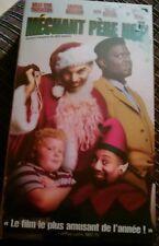 Méchant Père Noel VHS Bad Santa Neuve Brand New Christmas Comédie 2003 Noel