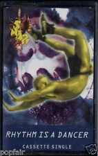 SNAP - RHYTHM IS A DANCER 1992 UK CASSINGLE
