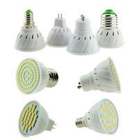 LED Spotlight E27/E14/GU10/MR16 3w 4w 5w 6w 7w Bulb 2835/5050/3528/5730 SMD Lamp