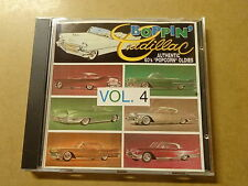 CD / CADILLAC AUTHENTIC POPCORN OLDIES - VOLUME 4