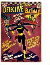 Detective Comics # 359 FN DC Comic Book Feat. Batman 1st Batgirl Appearance JG9