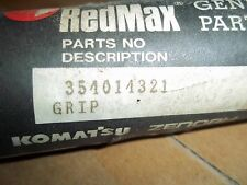 Genuine  RedMax  BC442  Grip  Trigger Side   Part #  354014321