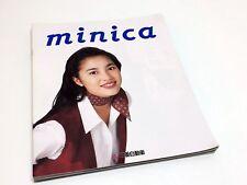 1995 1996 Mitsubishi Minica JDM Brochure - Japanese Domestic Market