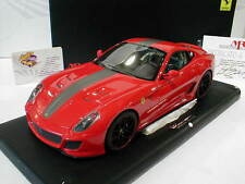 MR Collection Models # Ferrari 599 GTO Streetversion in rot 1:18 Lim. Ed. 99 pcs