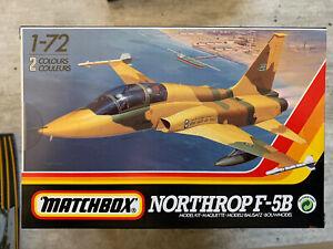 MATCHBOX Northrop F-5B Bausatz 1/72 OVP versiegelt