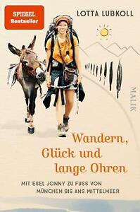 Wandern, Glück und lange Ohren | Lotta Lubkoll | Taschenbuch | Deutsch | 2021