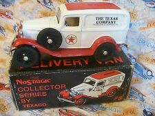 Ertl Texaco 1932 Ford Panel Bank # 3 in Series with Box