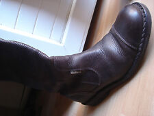 BOTTES CAVALIERES TBE KICKERS 38 TBE BOOTS CHAUSSURES Kikers *