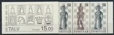 FAROE ISLANDS. 1983. Stamp Booklet Chess Figures, MNH (A1)