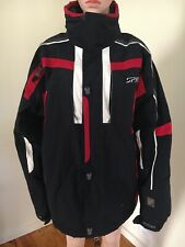 Spyder Mens Red/black Ski Jacket [Small]