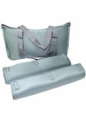 Gray Mah Jongg Soft Bag Empty Bag , Mah jongg carry bag