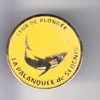 RARE PINS PIN'S .. SPORT NAUTIQUE PLONGEE DIVING REQUIN SHARK ST DENIS 93 ~C1