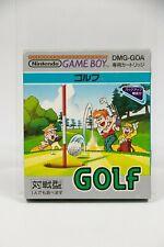 Golf Nintendo Game Boy JAPAN Import CIB Complete